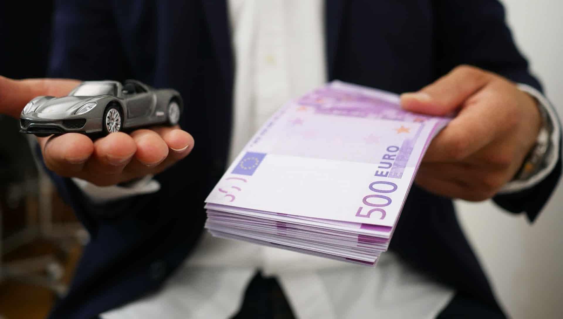 Autofinanzierung Kredit Autokredit